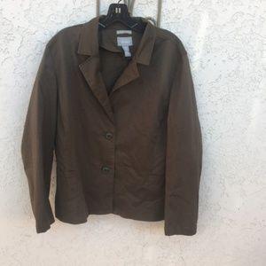 Old Navy Dark Green Blazer